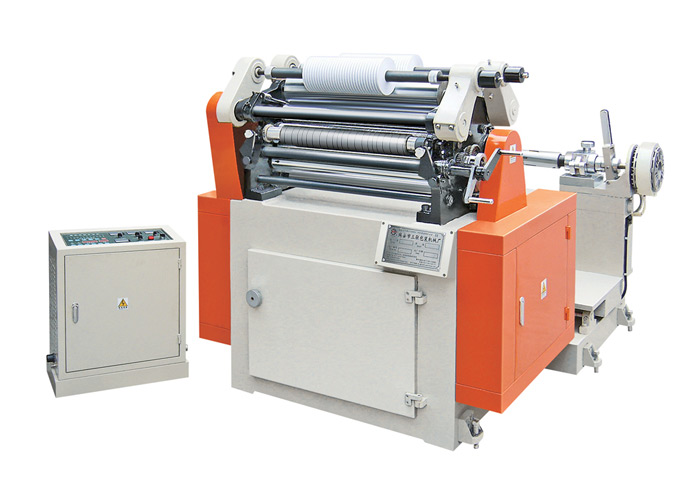 SLS-C Slitting machine for surface rolling