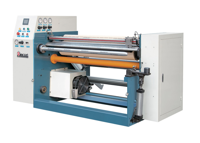 LP-1000 High-precision auto rewinding machine