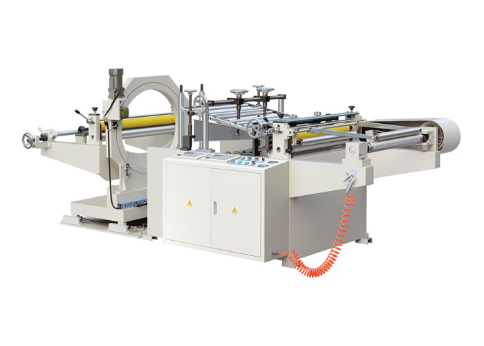 JB-600 Side inserting machine for vertical bag